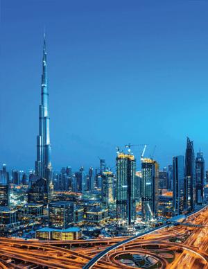 Burj Skyscraper