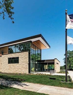 Glen Ellyn Police Station