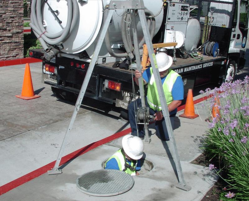 drainage-maintenance