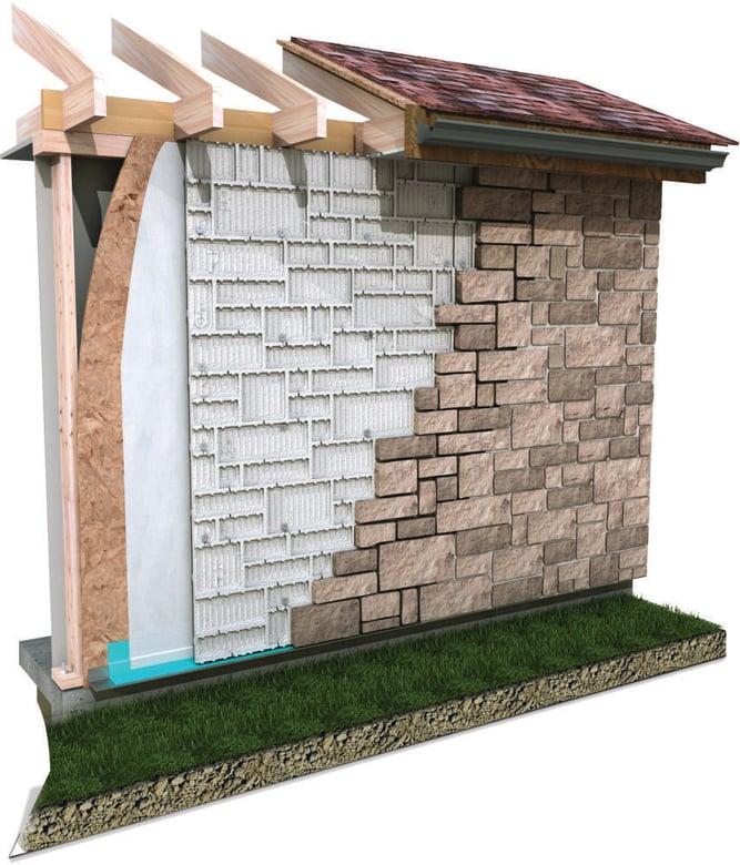 Enduramax High Performance Wall System