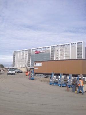 Amerimix Levi Stadium photo