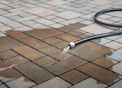 Belgard permeable pavers