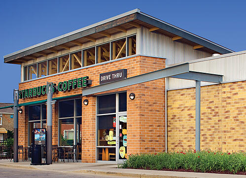 Masonry-Starbucks