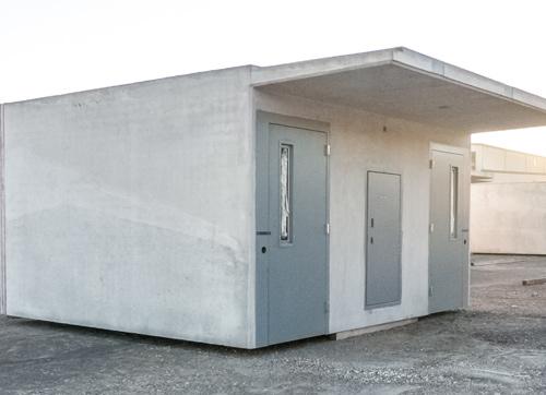 Precast-prison-cell
