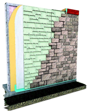 Enduramax Wall System