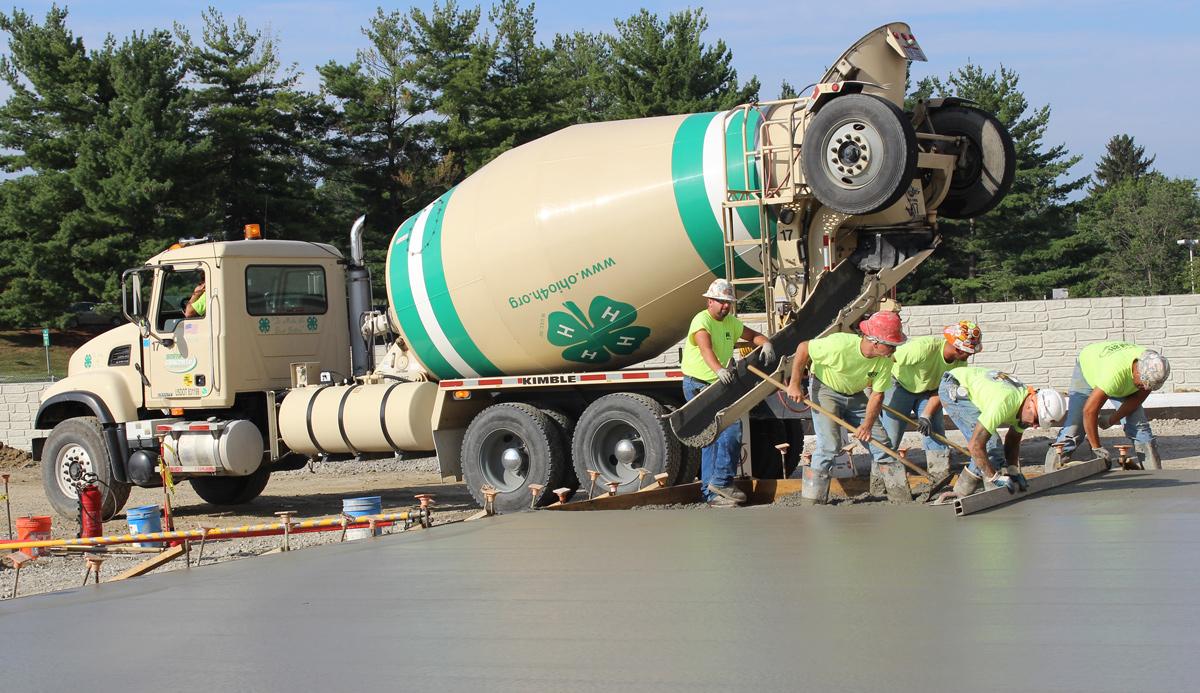 Zanesville Ready-Mixed Concrete