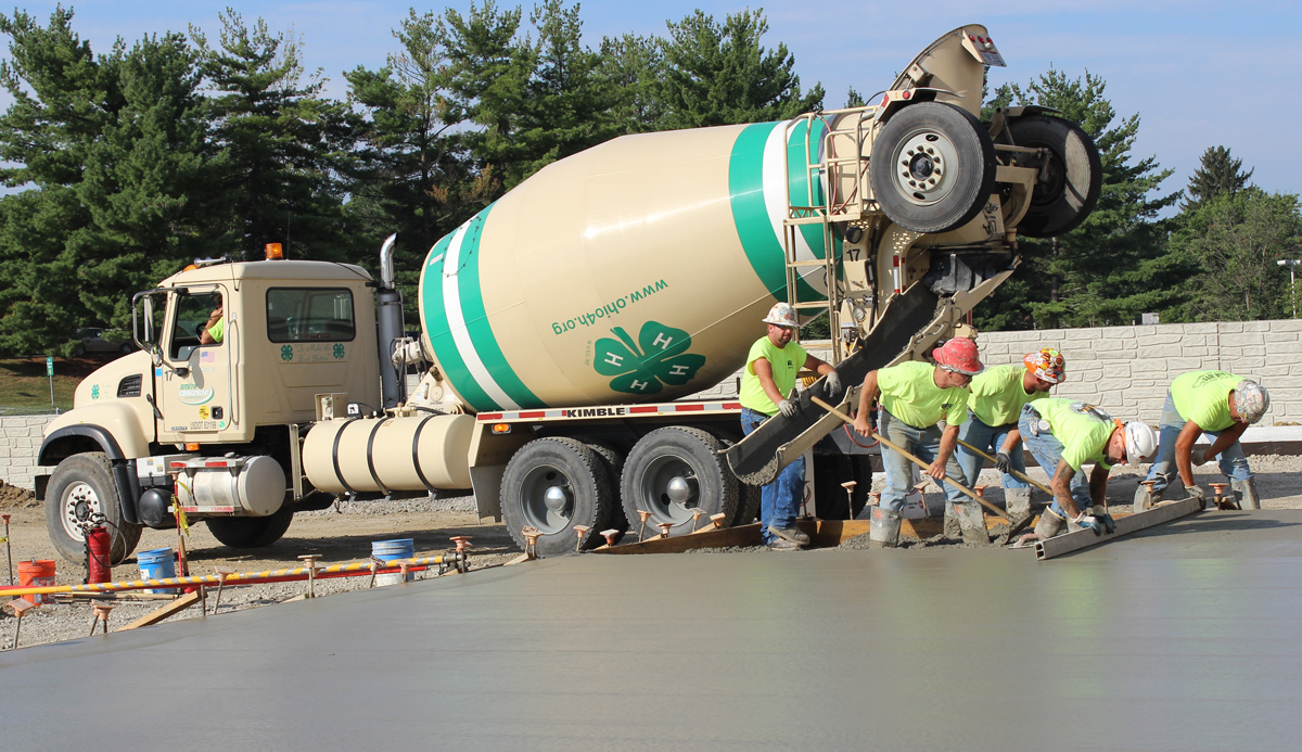 Zanesville Ready-Mixed Concrete