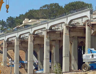 North Torrey Pines Road Bridge Project