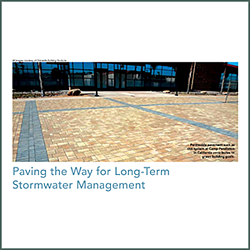 Paving the Way for Long-Term Stormwater Management