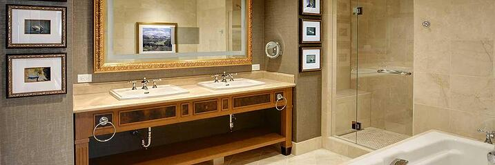 SurePods bathroom interior