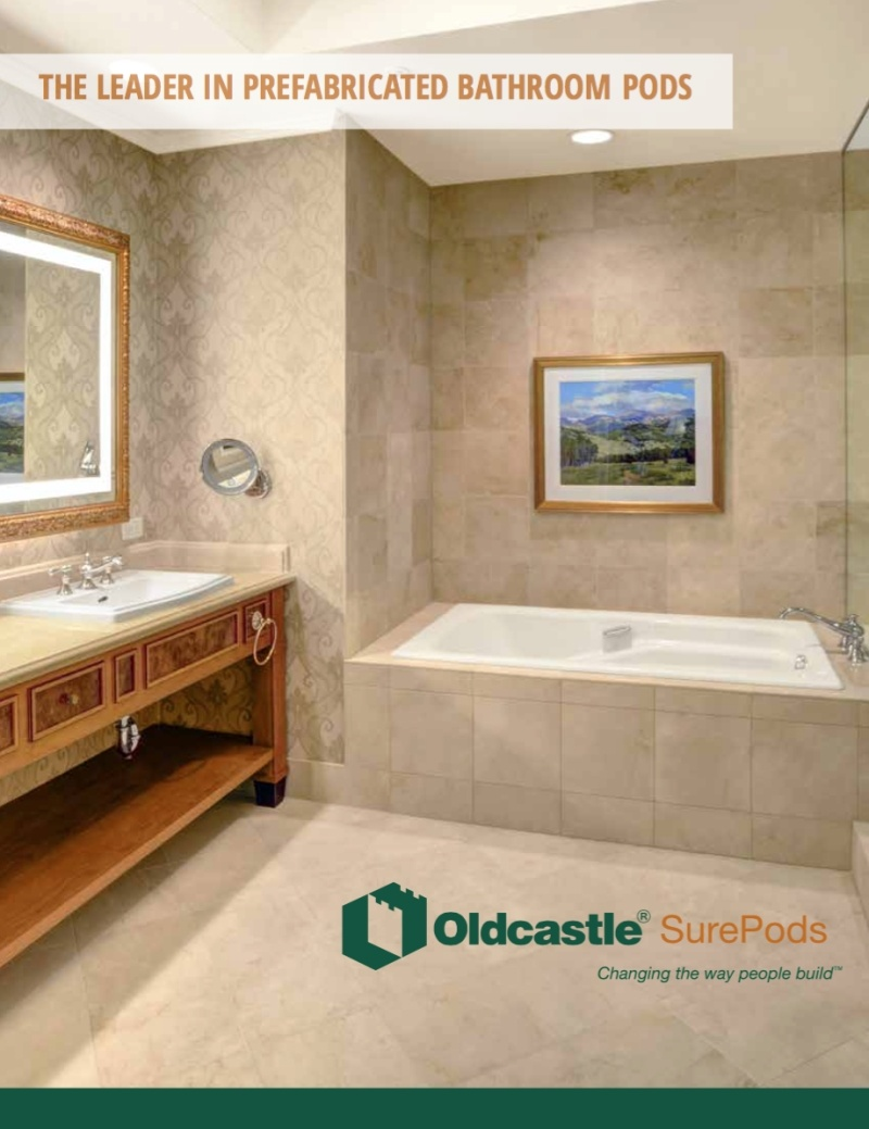 Product Information. SurePod Quality Prefab Bathroom Pods