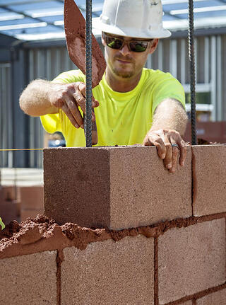 working with masonry