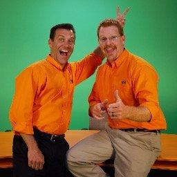 Chris Schwedtmann and Brett Geger