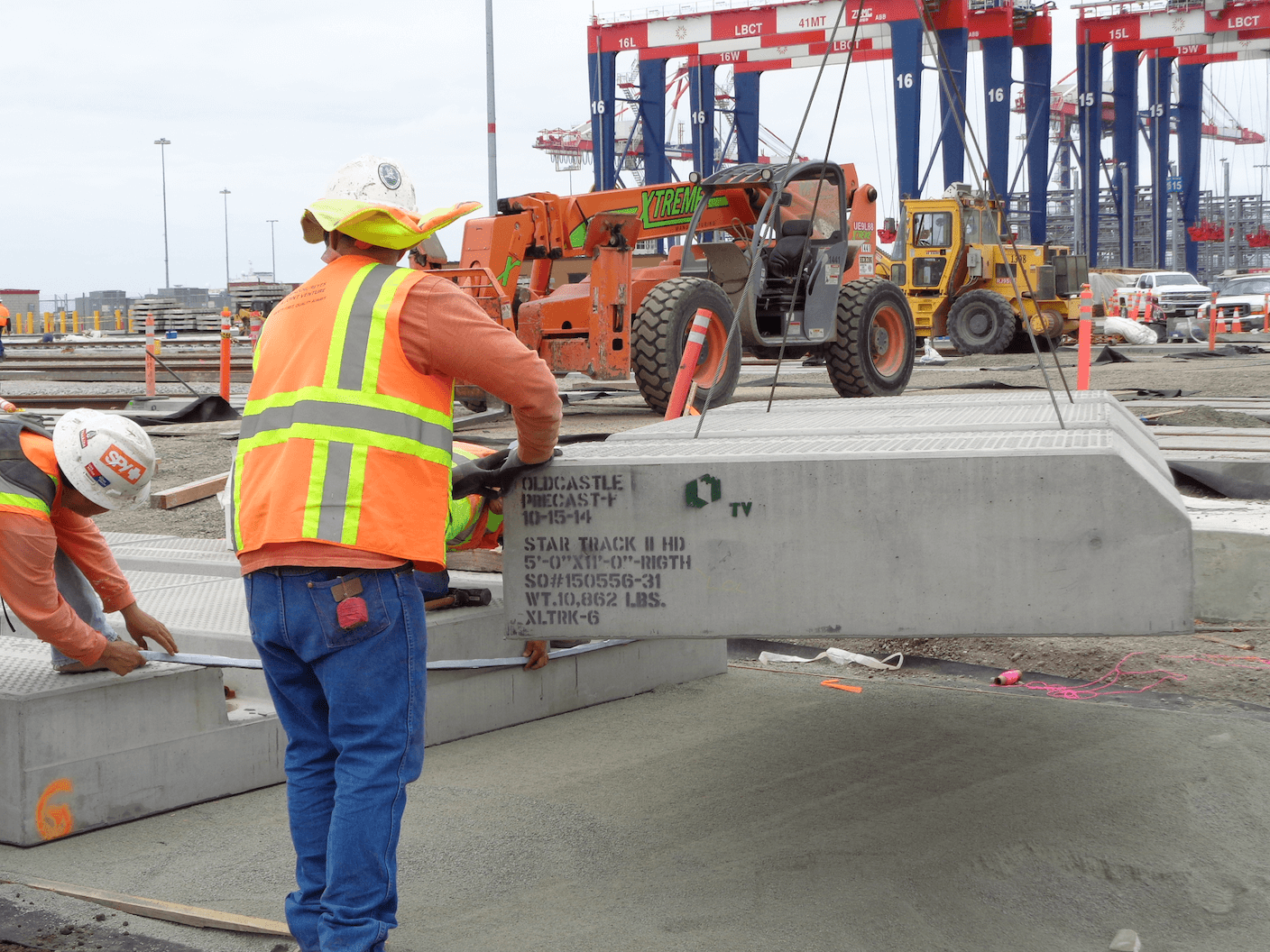 Oldcastle Precast StarTrack