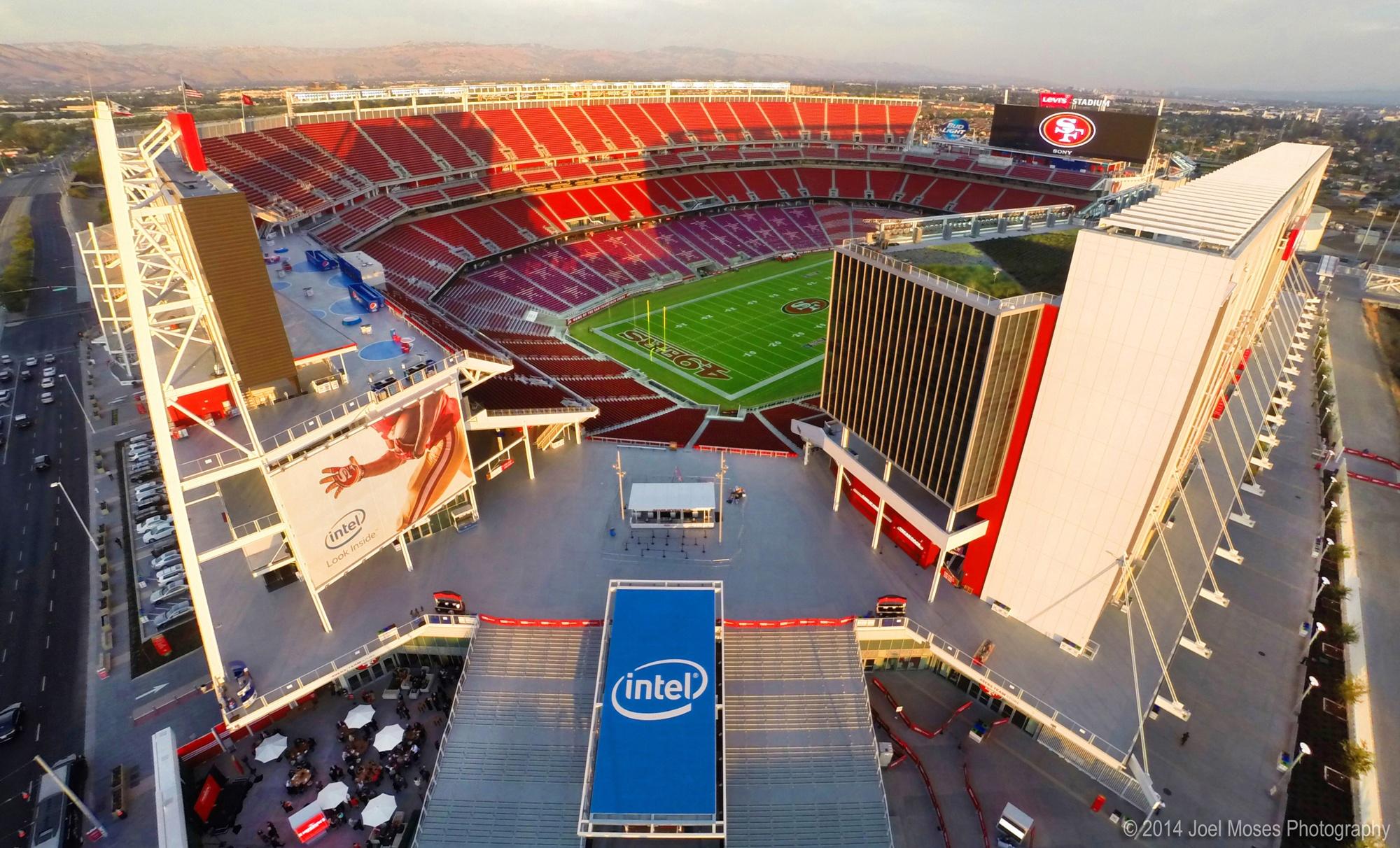 San Francisco 49ers Levi Stadium Joel Moses.jpg