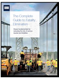 eliminate fatalities